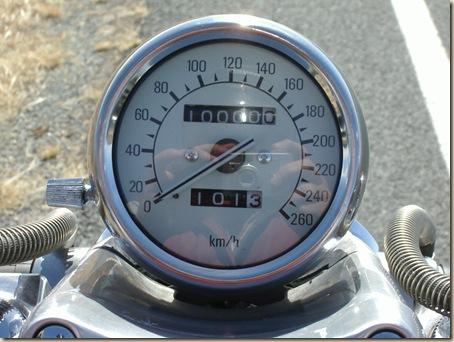 10,000 kilometres